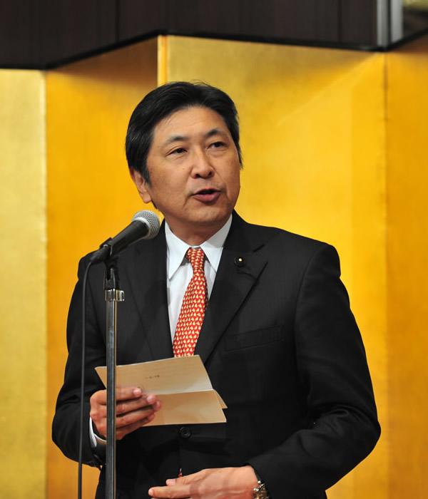 宇田県議会議長