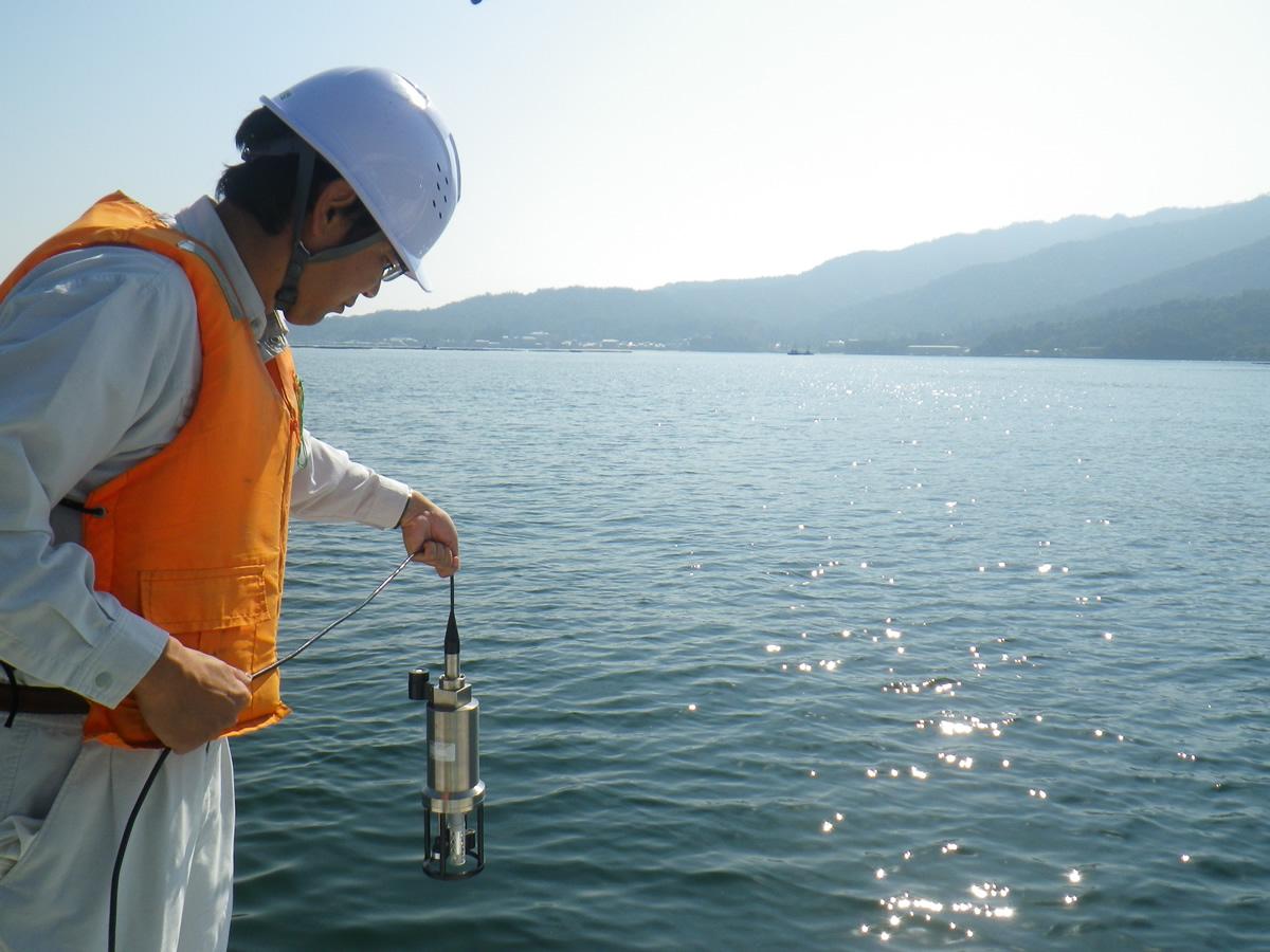 多項目水質計